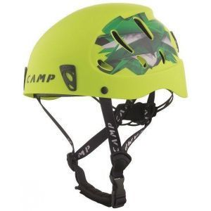 Casque Armour Large lime/green-Camp
