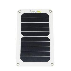 Chargeur Solaire Powertec Semi-Rigide PT FLAP 6W