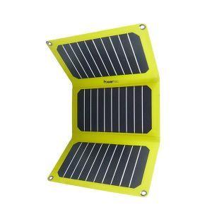 Chargeur Solaire Powertec Semi-Rigide PT FLAP 16W
