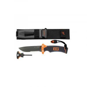 Couteau Gerber Bear Grylls Ultimate Knife avec Allume Feu