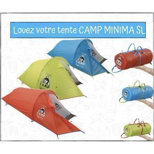 Location Tente Camp Minima