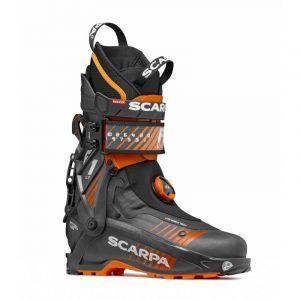 Chaussures Ski de Randonnée Scarpa F1 LT Noir/Orange