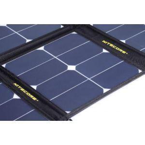 Panneau solaire pliant - Nitecore