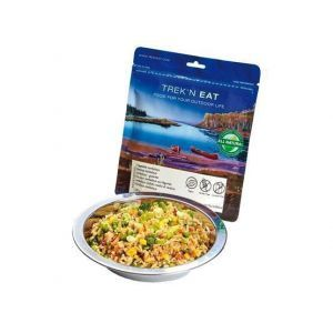 Riz Cajun Jambalaya aux légumes