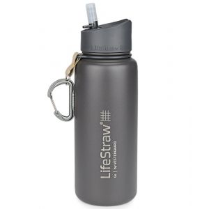 LIFESTRAW GO 2 STAGES STAINLESS STEEL