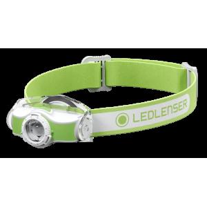 Ledlenser MH5 vert/blanc