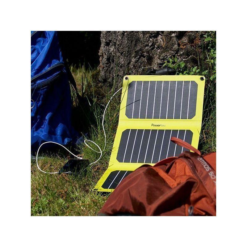 Panneau solaire Sun Flex 11W -5V USB 2000mA max