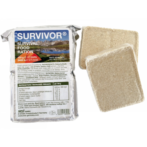 SURVIVOR Survival Food ration 125g