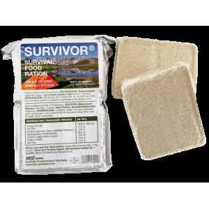 SURVIVOR Survival Food ration 125g
