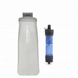 Flasque filtrante Lifestraw Flex basic kit