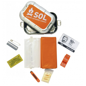 Pocket Survival Pak Plus Sol
