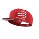 Flap cap red Compressport