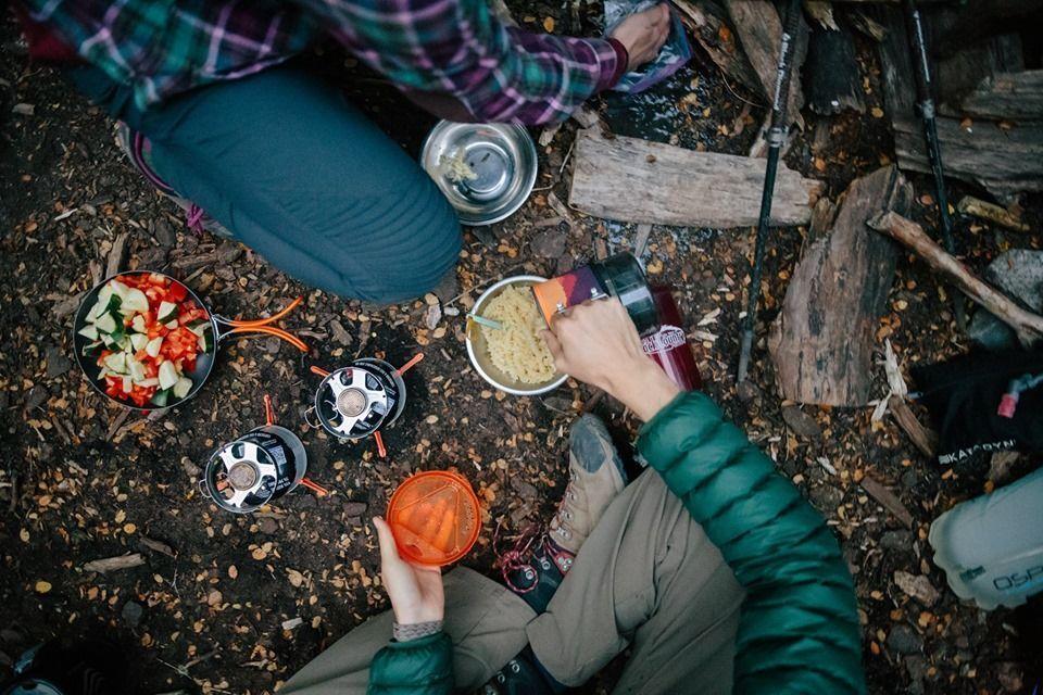 Alimentation trail, equipement de cuisine, couteaux trekking - SURVIRUN