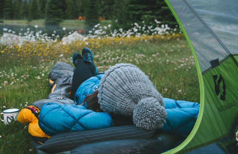 Tentes et sacs de couchage Trail trekking - SURVIRUN